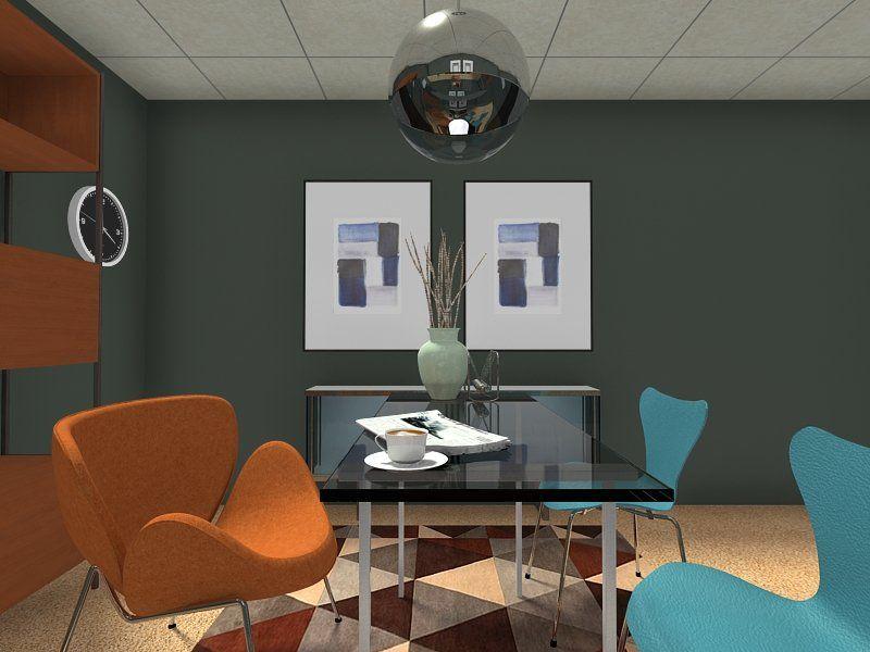 Midcentury Modern Mad Men Office Interior Design Decor Office Interior Design Modern Office Design Interior Design