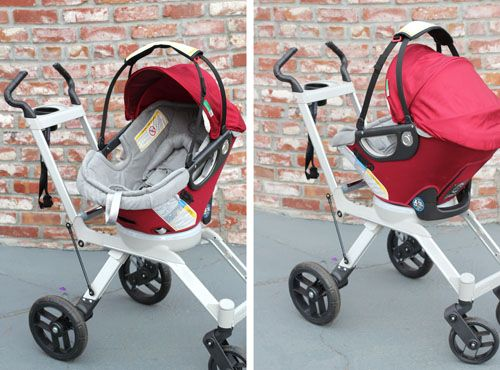 An expectant mom gears up for her baby with a review of the Orbit Baby Stroller Travel System.