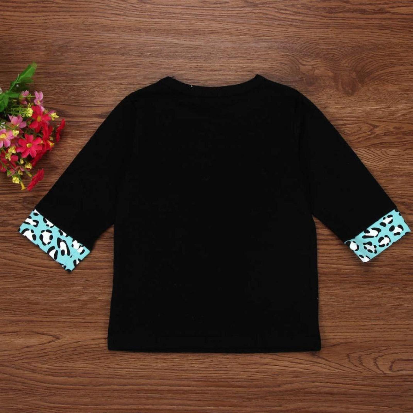 8514156e6 Baby Clothes Set PPBUY Girls Tshirt Tops Long Pants 2PCS Outfits Set ...