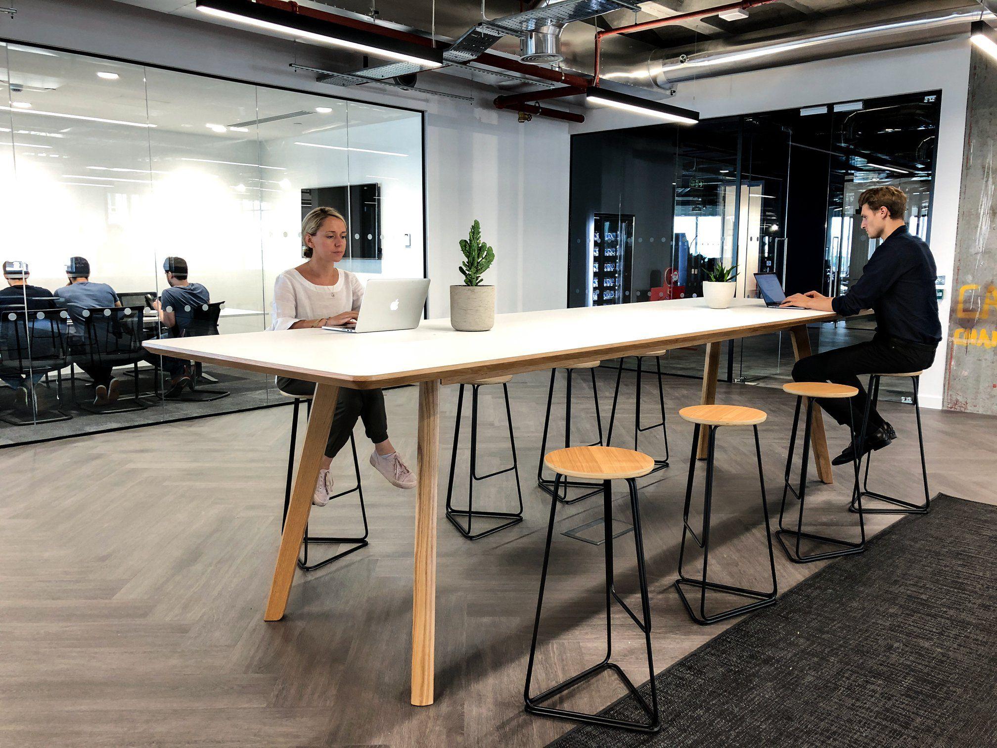 Revolut breakout seating meeting rooms in pinterest