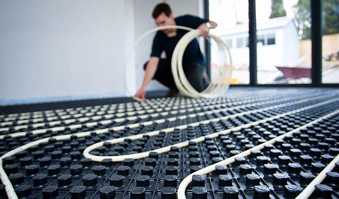High Heat Output Retrofit Underfloor Heating Lopromax