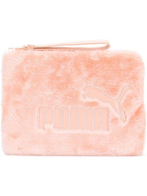 8c20141bcc4f PUMA .  puma  bags  clutch  polyester  fur  hand bags