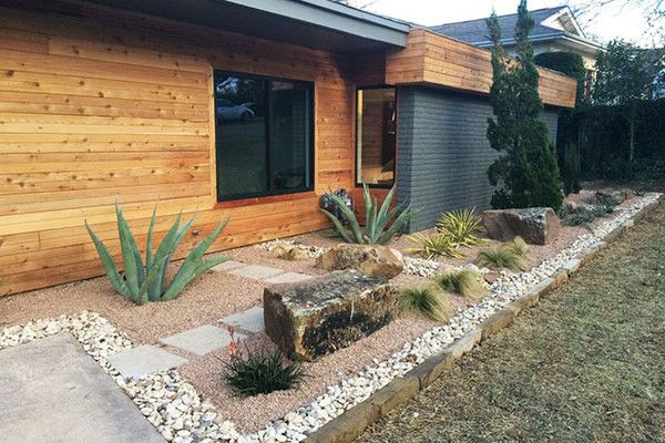 Mid-Century Modern Escape - Have A Fixer Upper Vacation In A Rental Designed By Chip & Joanna Gaines - Photos