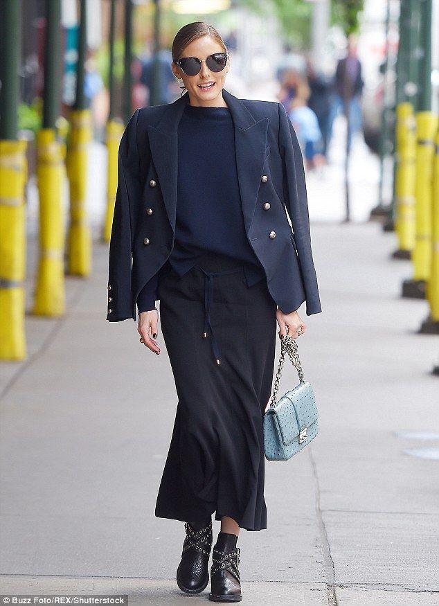 Olivia Palermo - Manhattan, New York City - May 26, 2017