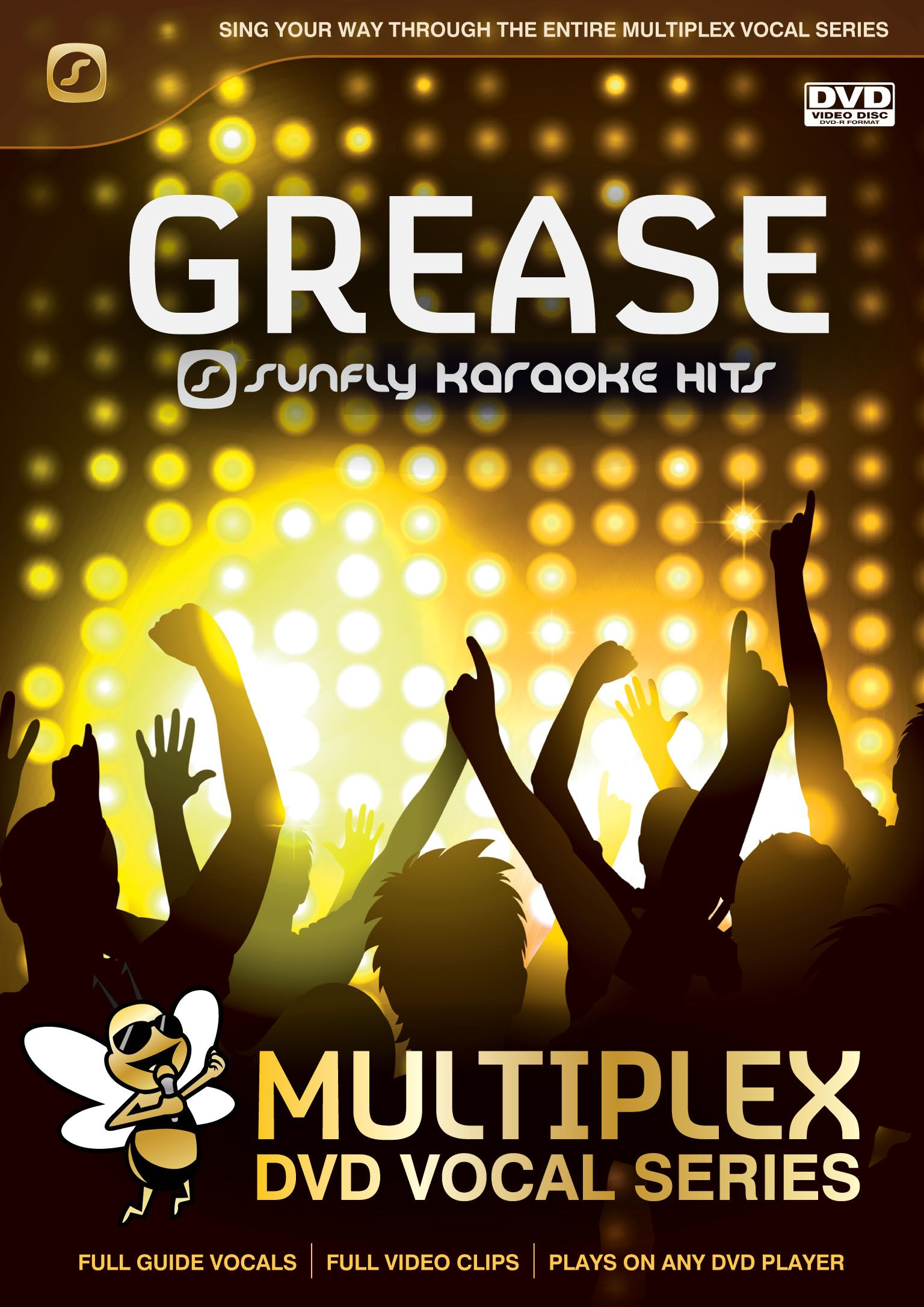 The Hits Of Grease On Karaoke Dvd With Vocals So You Can