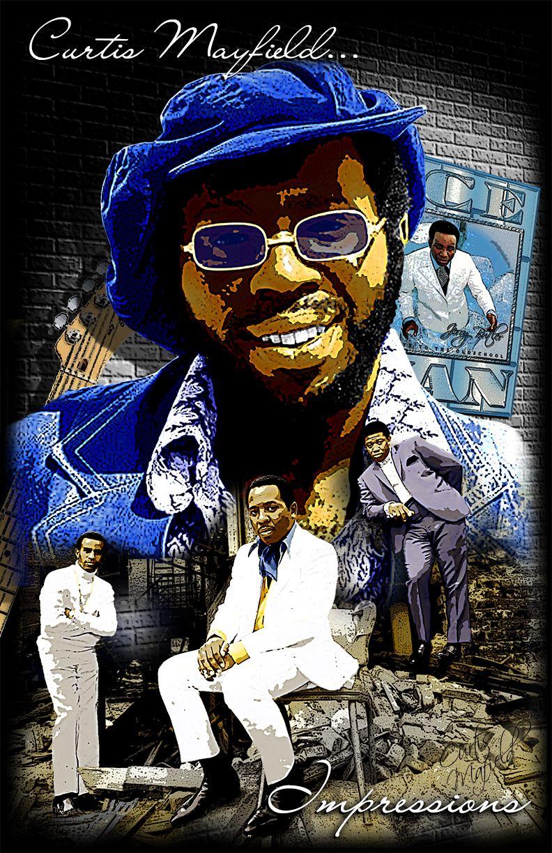 11e3e1271 Curtis Mayfield s World
