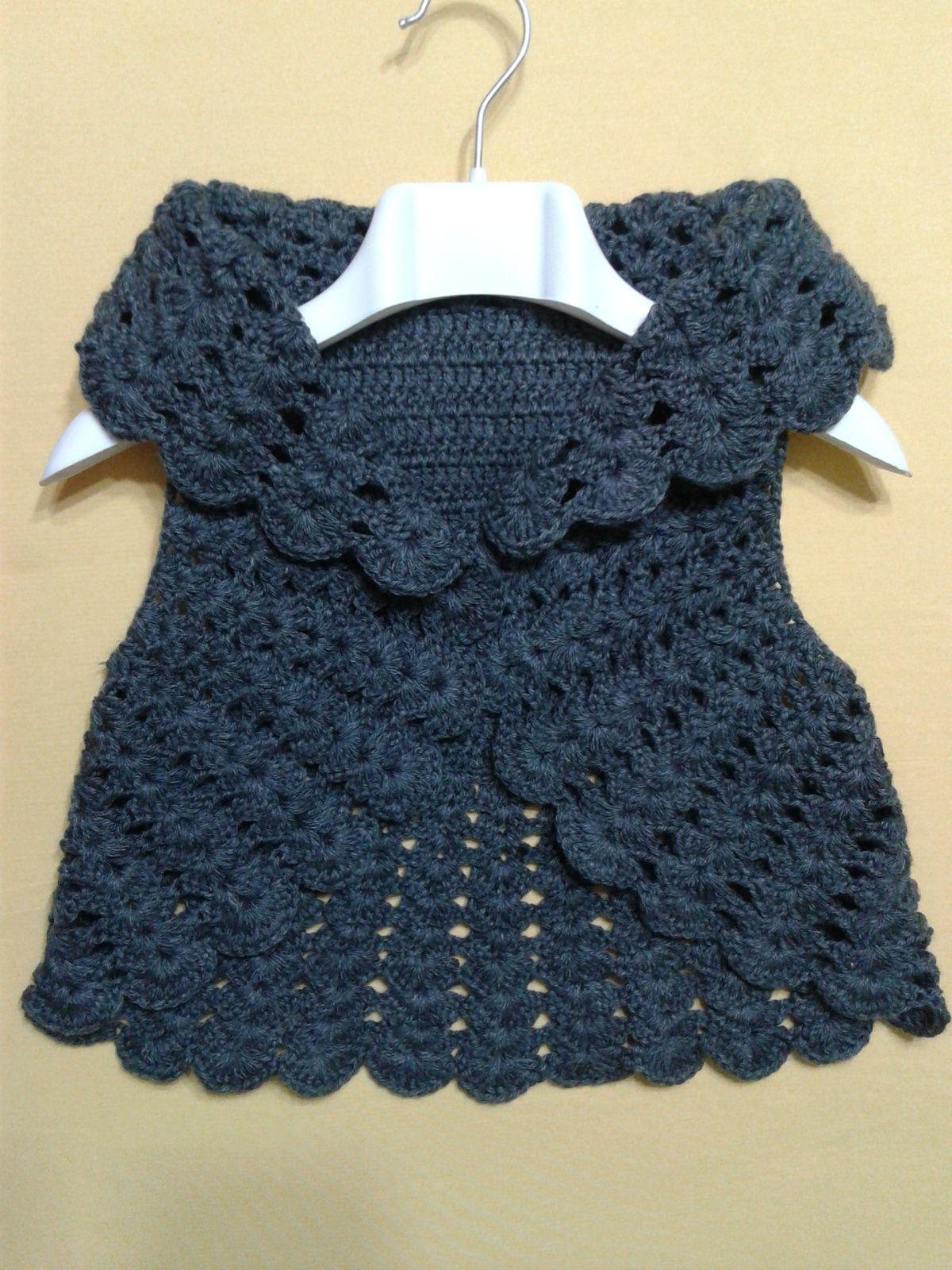 كروشيه بوليرو دائرى بأى مقاس خطوه بخطوه Crochet Circle Bolero Step By Step Crochet Baby Crochet Fashion