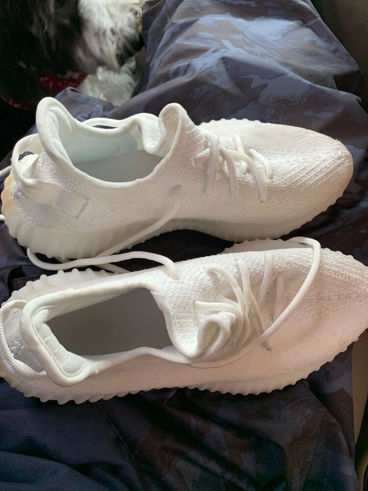 3879404d7 adidas Yeezy 350 V2 Cream White Boost Low SPLY Kanye West Cp9366  fashion   clothing  shoes  accessories  mensshoes  athleticshoes (ebay link)
