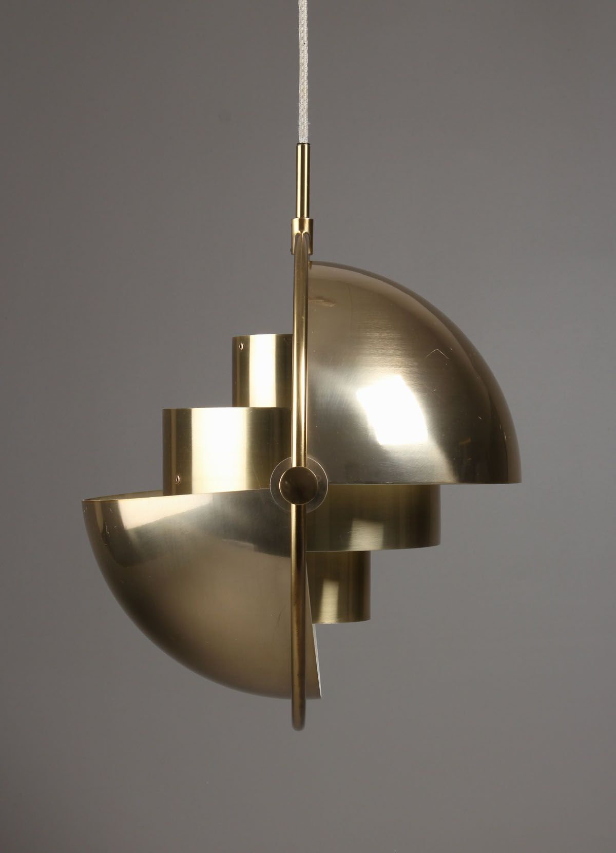 Multi-lite pendant of brass with adjustable screens. Manufactured from Lyfa & Louis Weisdorff. Multi-lite pendant of brass with adjustable ... azcodes.com