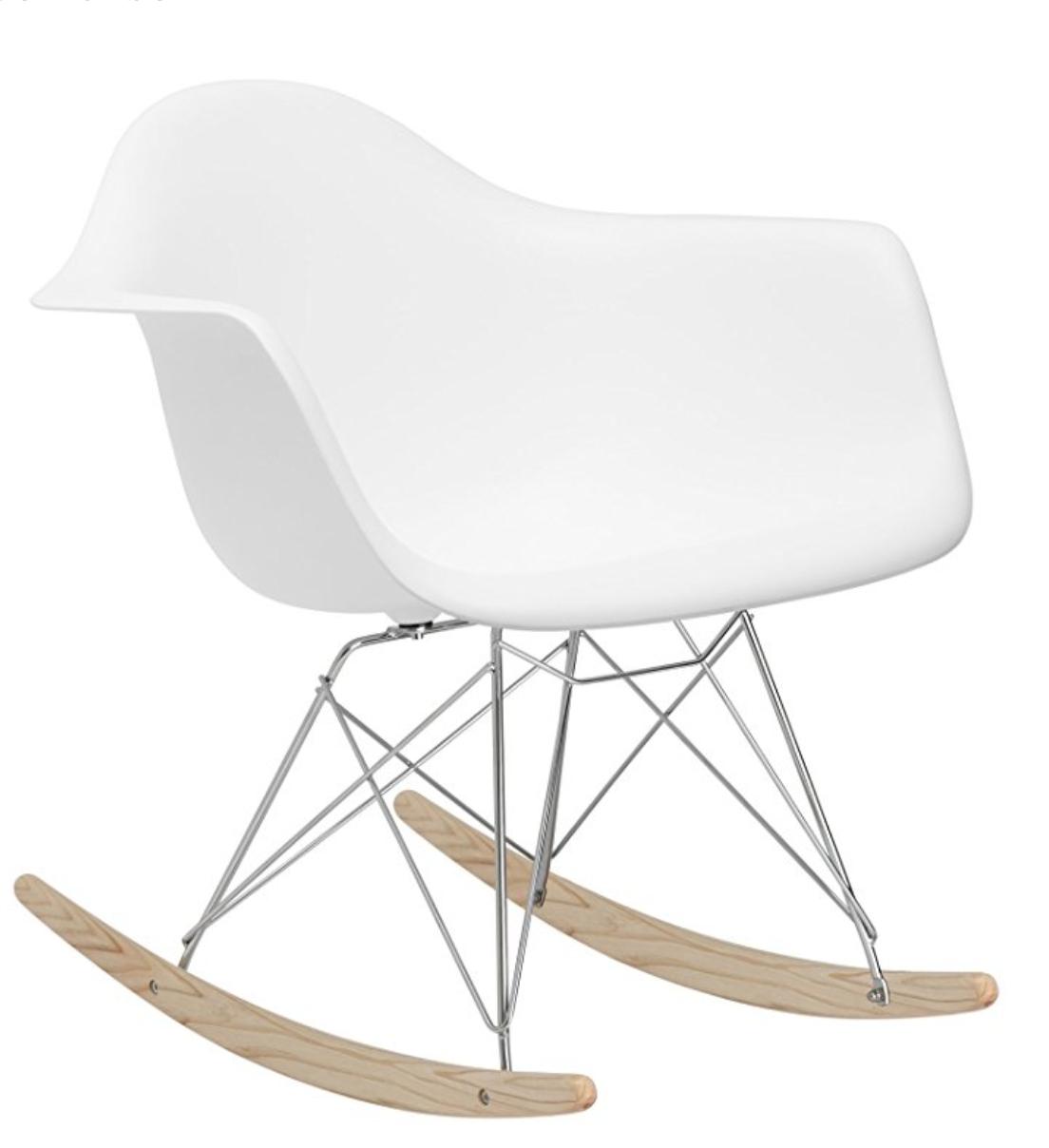 eames rocker chair Modern rocking chair, Rocket chair
