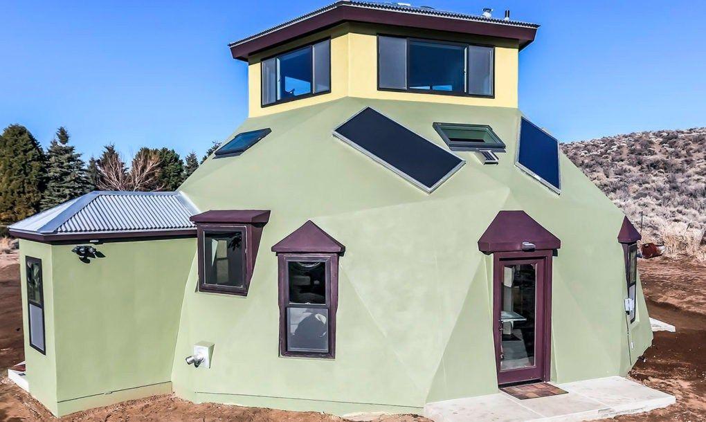Haven la casa geod sica prefabricada para quienes buscan - La casa prefabricada ...