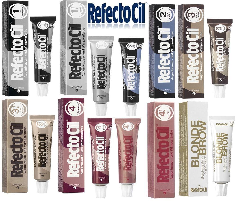 Intensive Eyelash and Brow Tint | Eyebrow Color | Pinterest | Brow ...