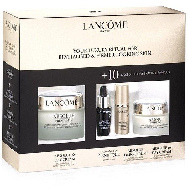 lancome face cream gift set