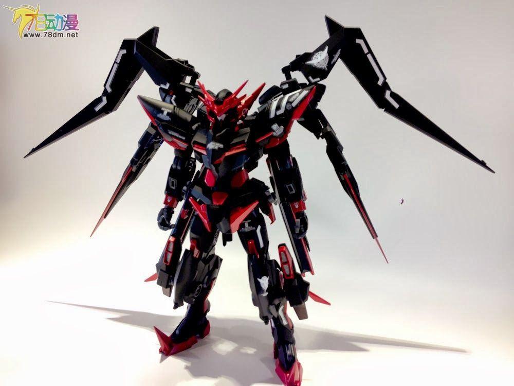 1/100 Dark Matter 00 Raiser - Custom Build - Gundam Kits Collection News and Reviews