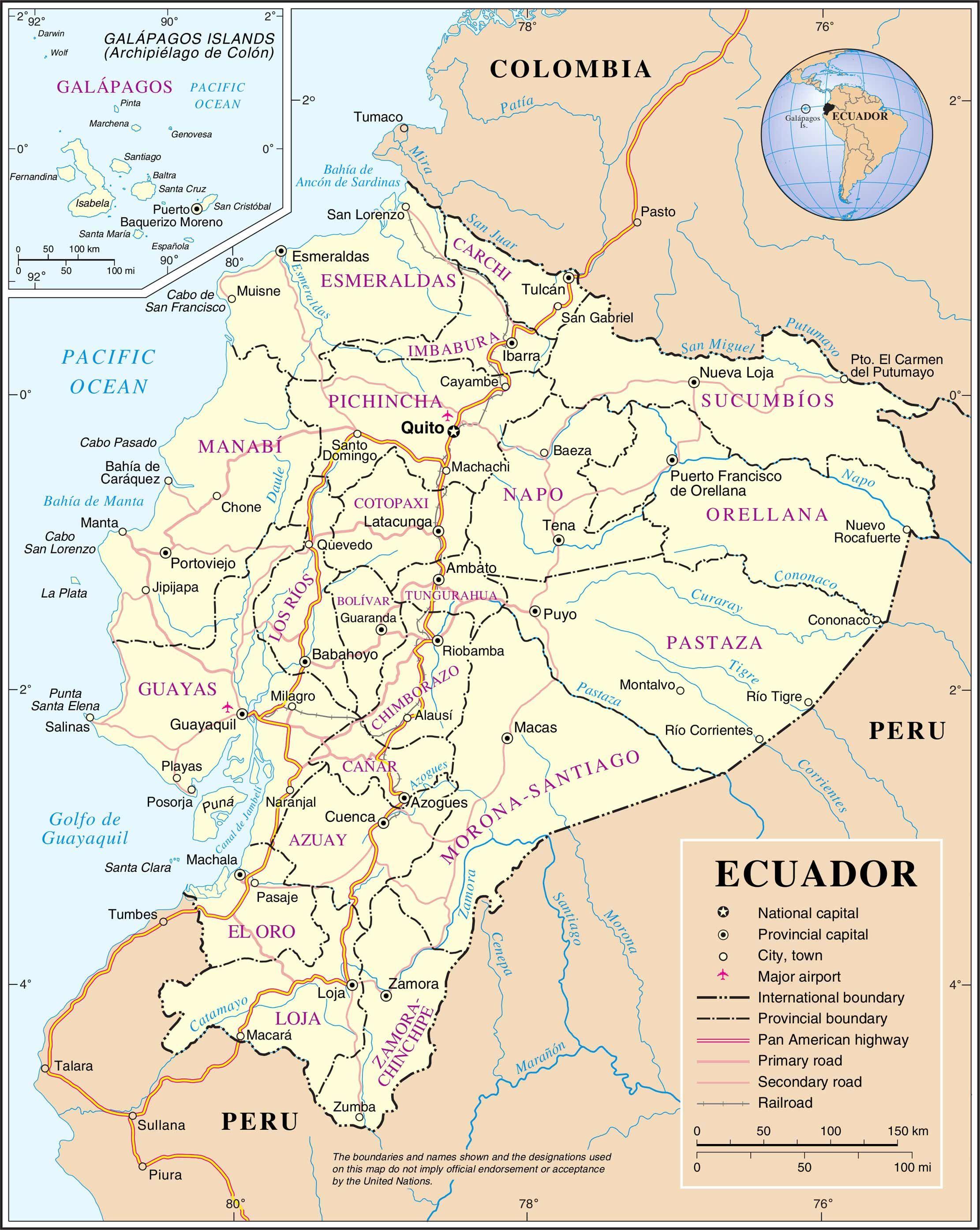 Pin On America Del Sur Ecuador