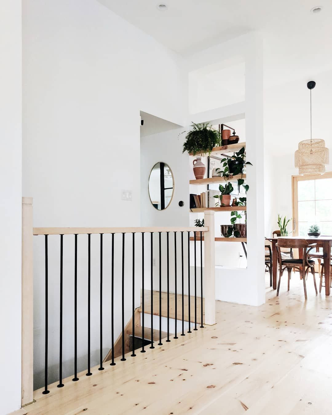 Best We Finally Put A Railing Up Scandinavian Style 400 x 300
