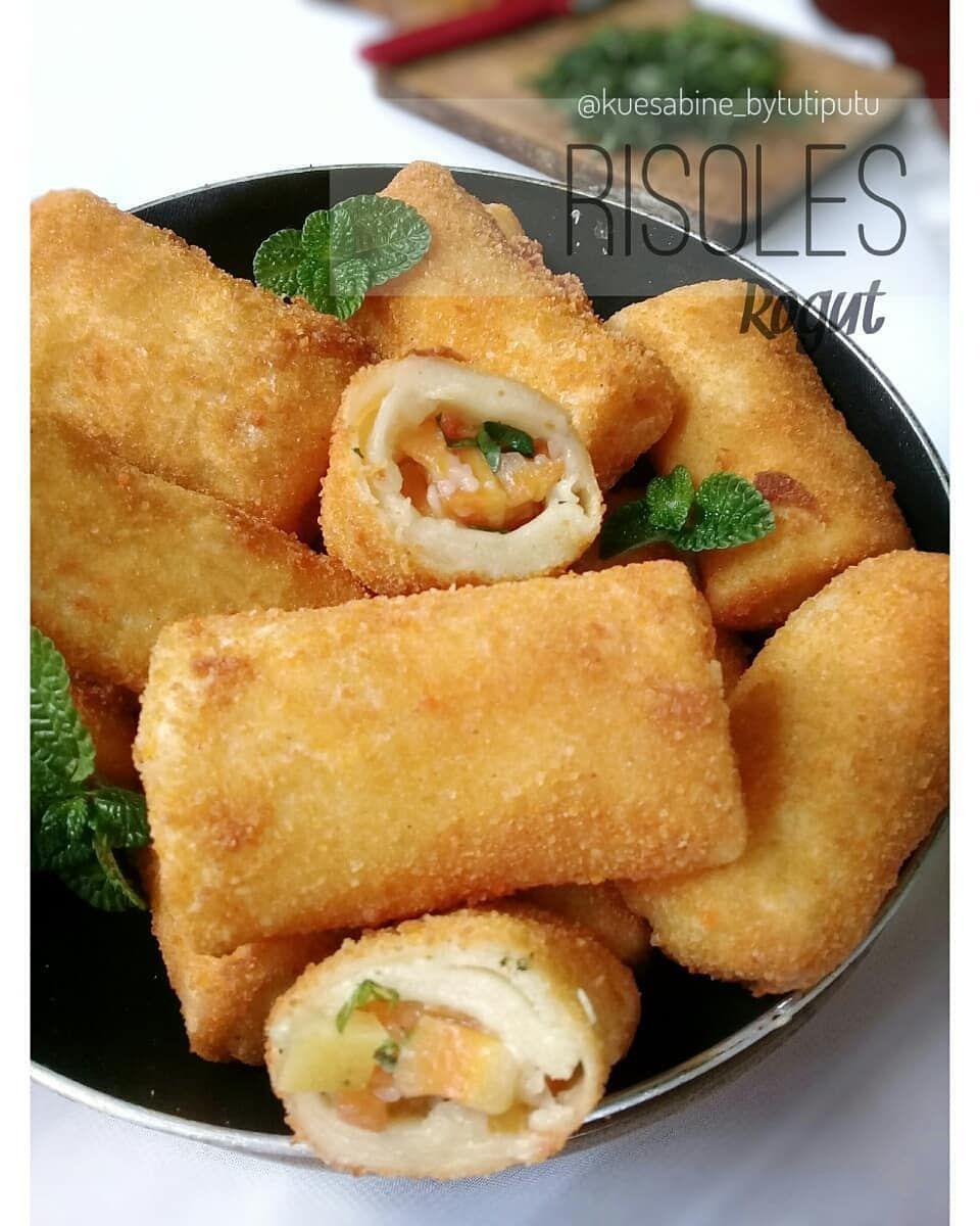 Resep Risoles Enak Dan Simpel Istimewa Resep Fotografi Makanan Cemilan