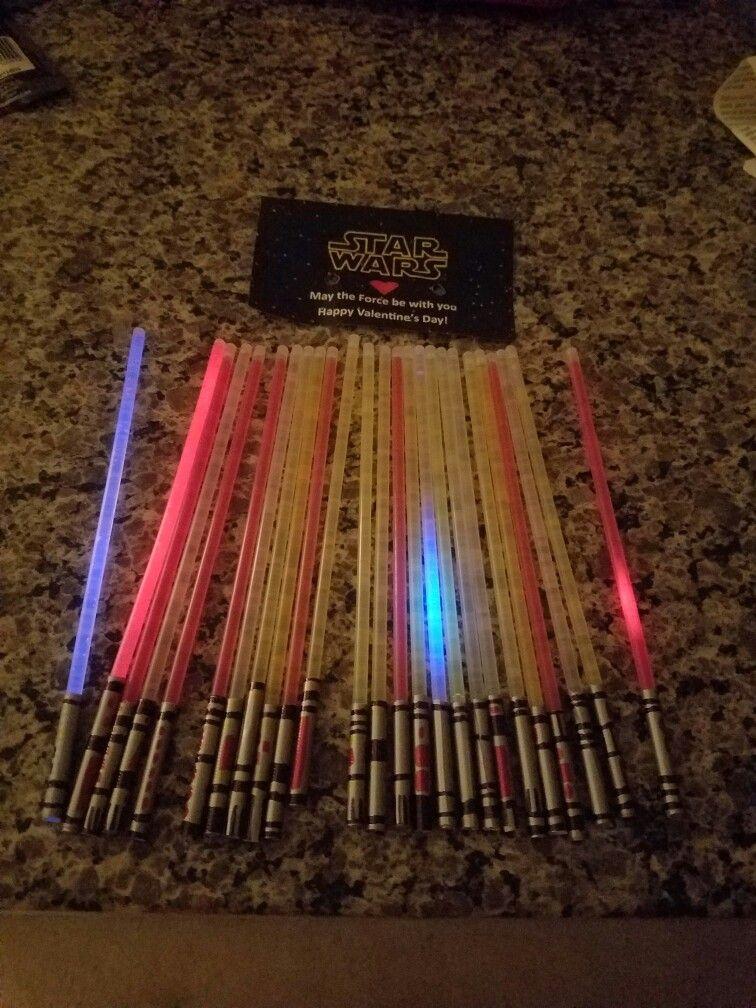 star wars glow stick