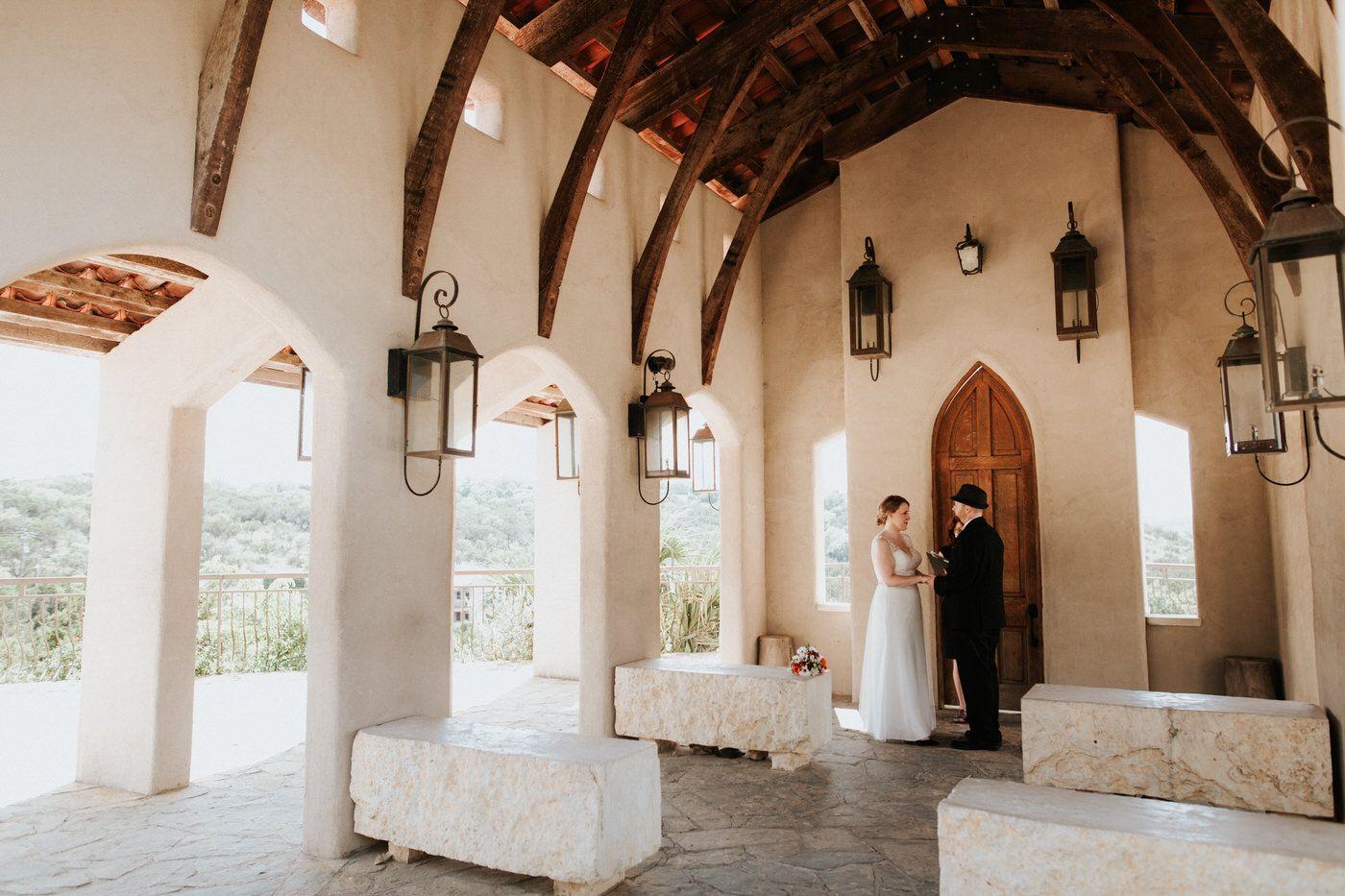 Heather + Charles // Chapel Dulcinea Wedding (With images