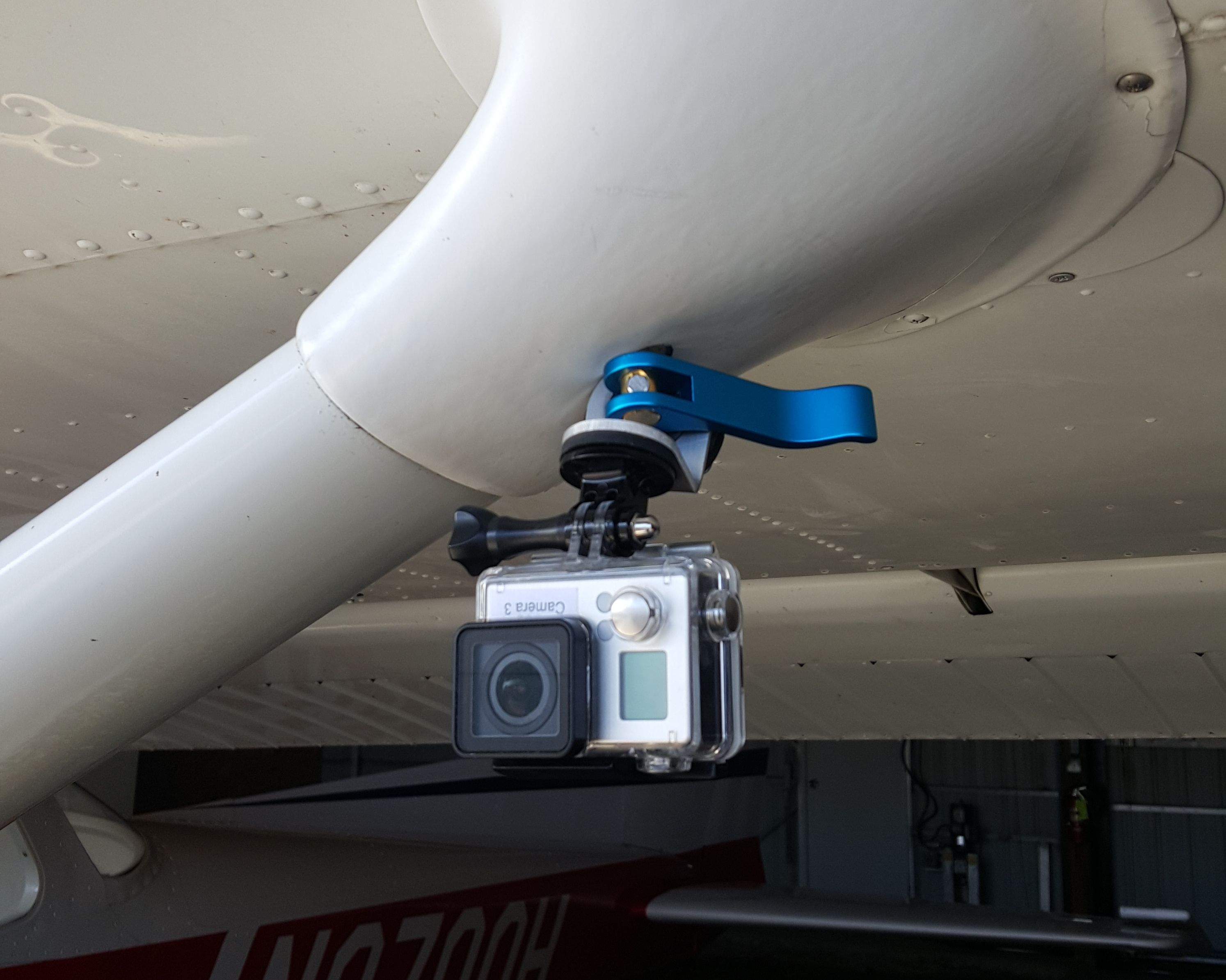 Cessna Wing Tie Down Ring