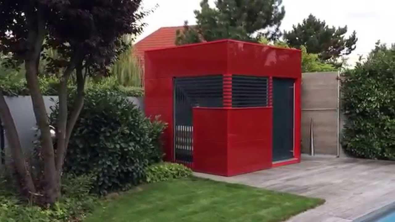 Gartenhaus »ChillOut Gr.3«, BxT 356x375 cm, inkl