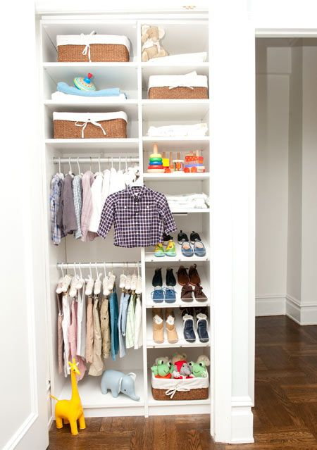 Academy Award Nominated Songstress Sasha Lazard Wanted A More Organized Closet  For Her Son. During