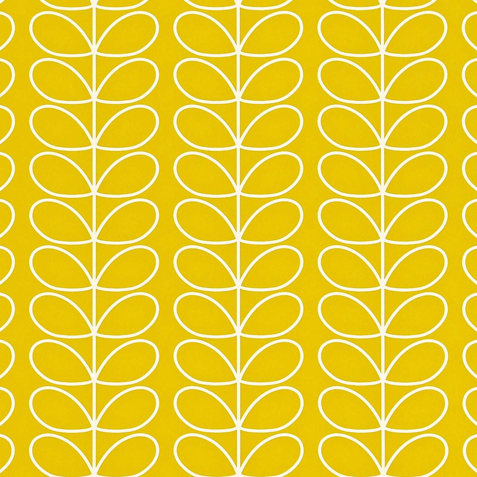 orla kiely multi stem wallpaper john lewis