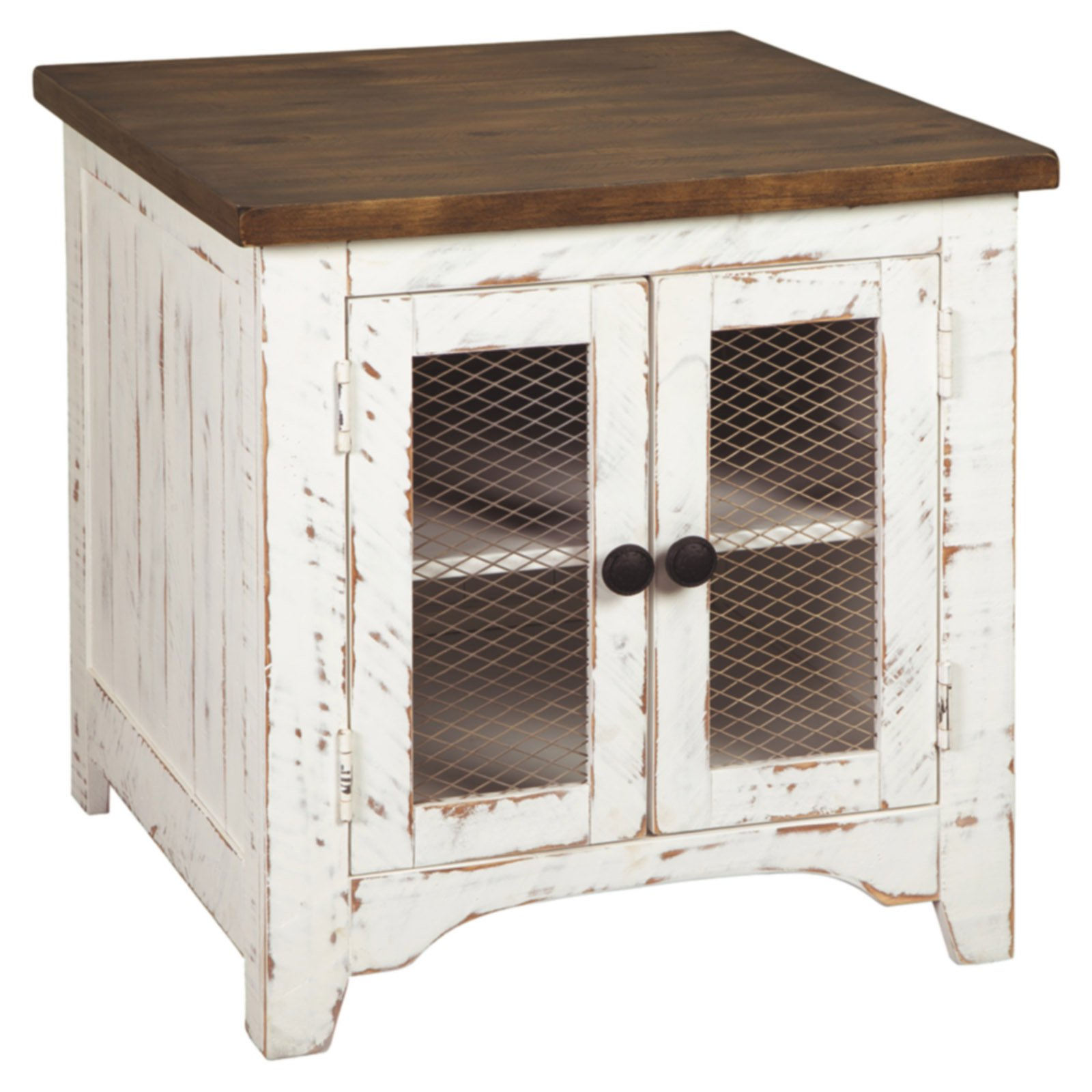 Signature Design By Ashley Wystfield End Table End Tables