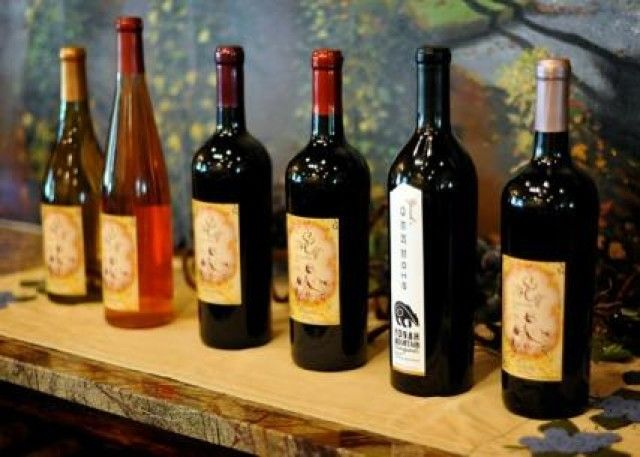 Tour Georgia S Only Wine Cave At Yonah Mountain Vineyards In