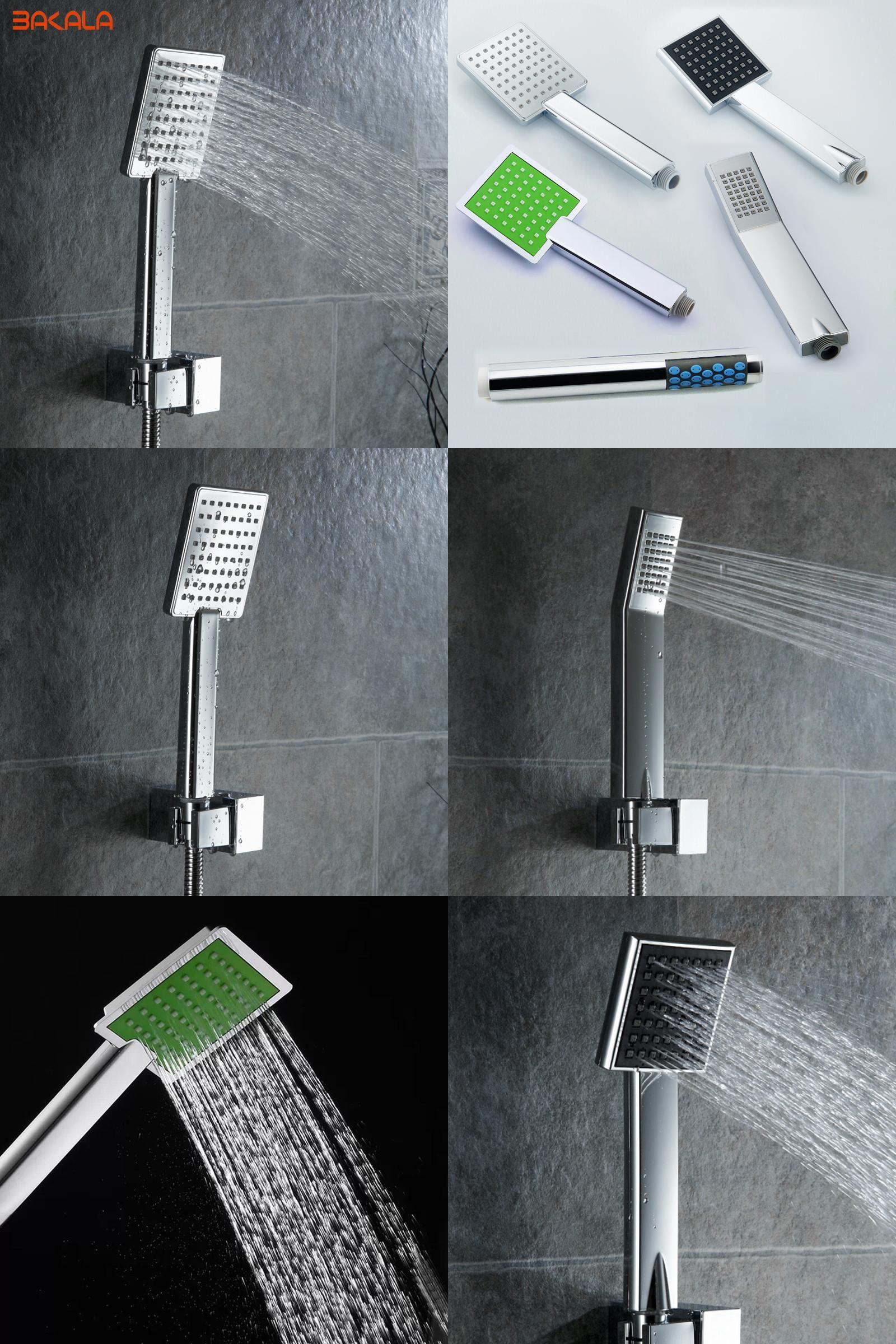 Visit To Buy Bakala Abs Handheld Shower Head Bathroom Showerhead