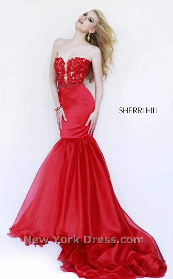 Sherri Hill 32107 Dress - NewYorkDress.com