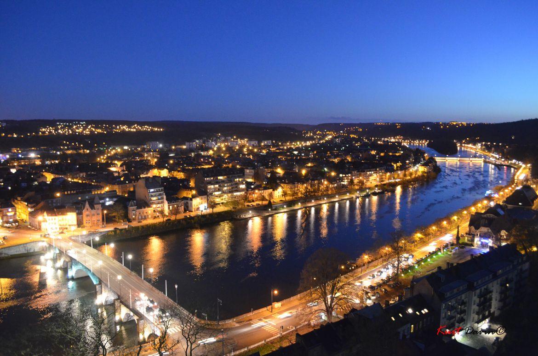 Namur by night 1 by Kurt Davin on 500px (avec images