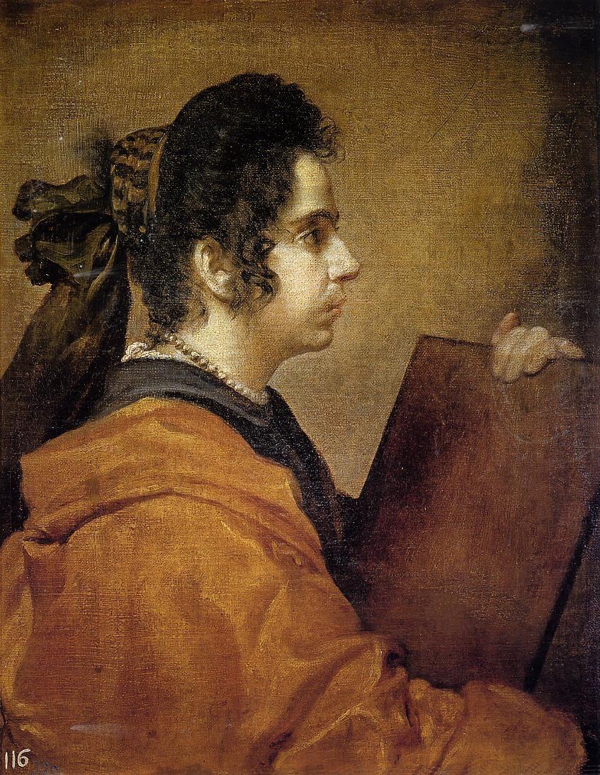 Diego Velazquez A Sybil Oil On Canvas 1630 1631 Diego Velázquez Diego Rodríguez De Silva Y Velázquez Spanish Painters