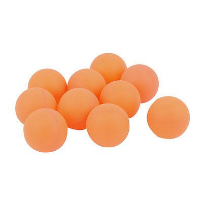 #10pcs recreational leisure #table tennis ping pong #balls orange,  View more on the LINK: http://www.zeppy.io/product/gb/2/361463497955/