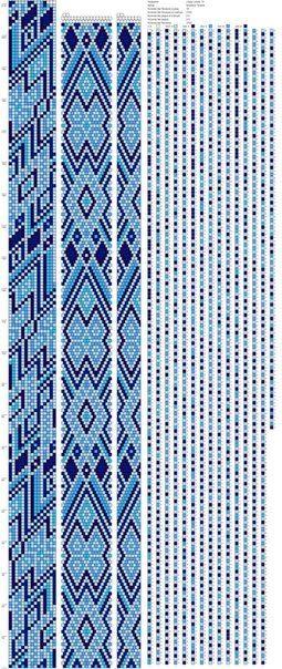 Pin von Katja Greg auf Schlauchketten | Pinterest | Perlen ...
