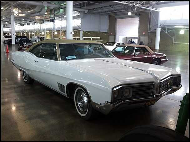 1968 buick wildcat 430 ci automatic muscle power of. Black Bedroom Furniture Sets. Home Design Ideas