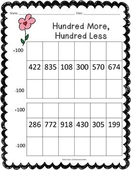 February Math Worksheet Pack 2nd Grade February Math Spring Math Worksheets Spring Math