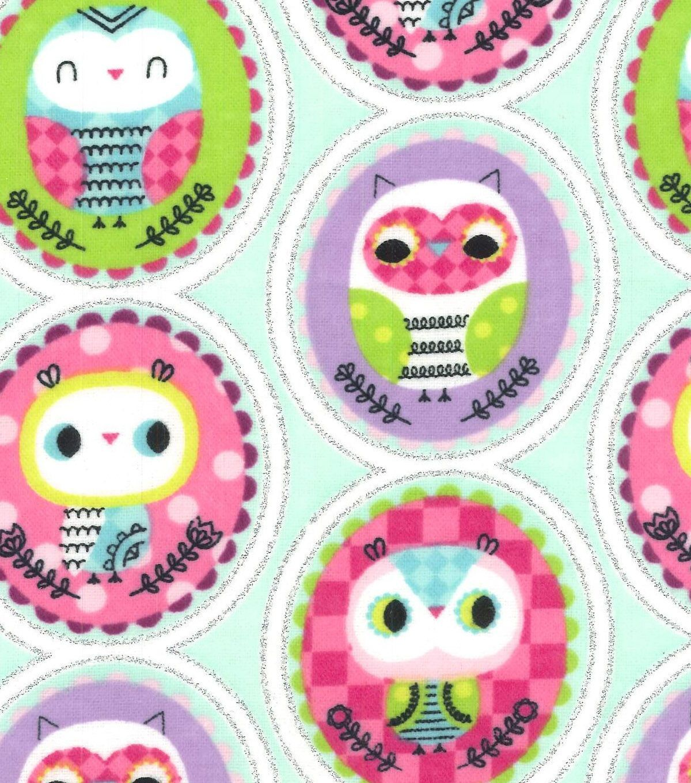 Antipill fleece owl framed glitter owls pinterest owl and