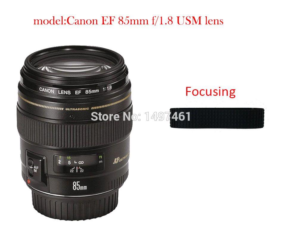 Click to Buy << Lens manunal focus Rubber Ring/Rubber Grip Repair ...