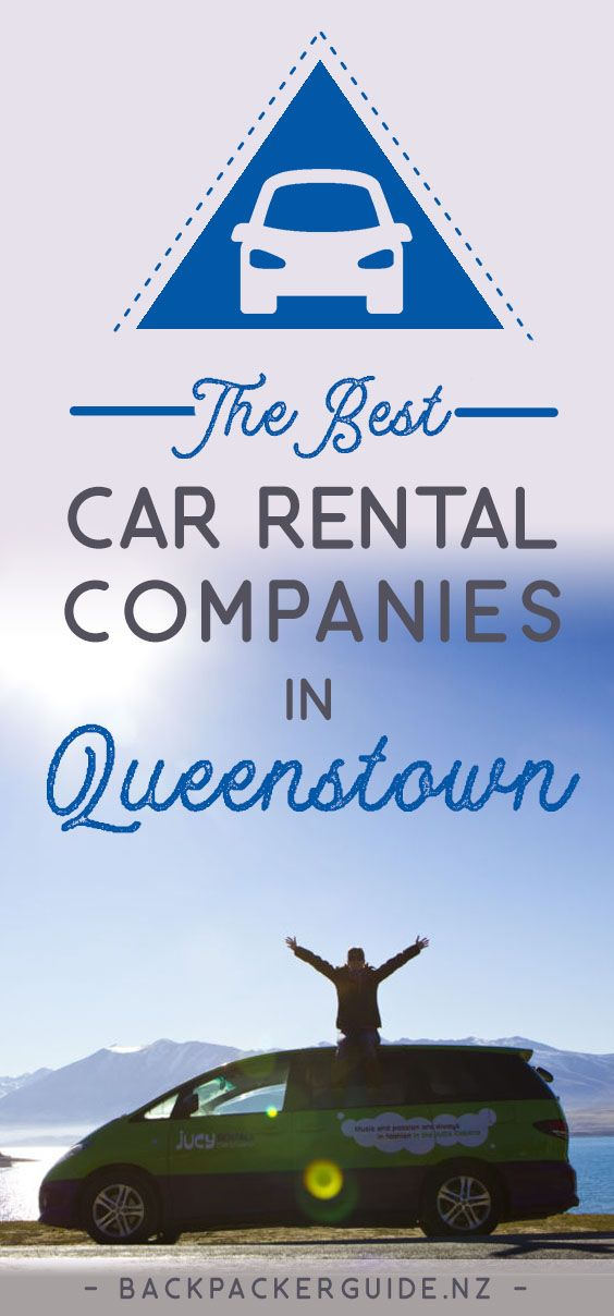 The Best Car Rental Companies In Queenstown Car Rental Company