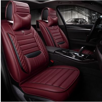 Marvelous Good Quality Full Set Car Seat Covers For Ford Fusion 2016 Machost Co Dining Chair Design Ideas Machostcouk