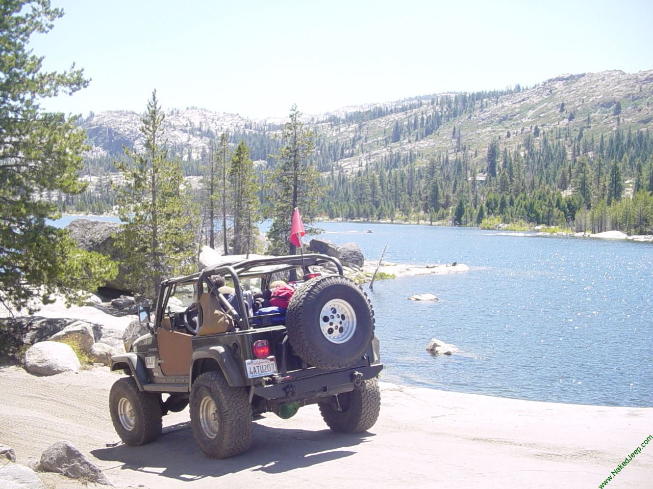 A Jeep Jamboree Trip Over The Rubicon With The Nakejeep Jeep Jamboree Jeep Jeep Trails