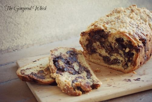 The Gingered Whisk: Sourdough Chocolate Cinnamon Babka
