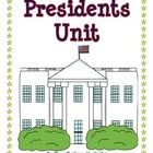 This unit contains the following: •Do You Have What it Takes? – Presidential Requirements & Activity •Presidential Traits Activity •A Good P...