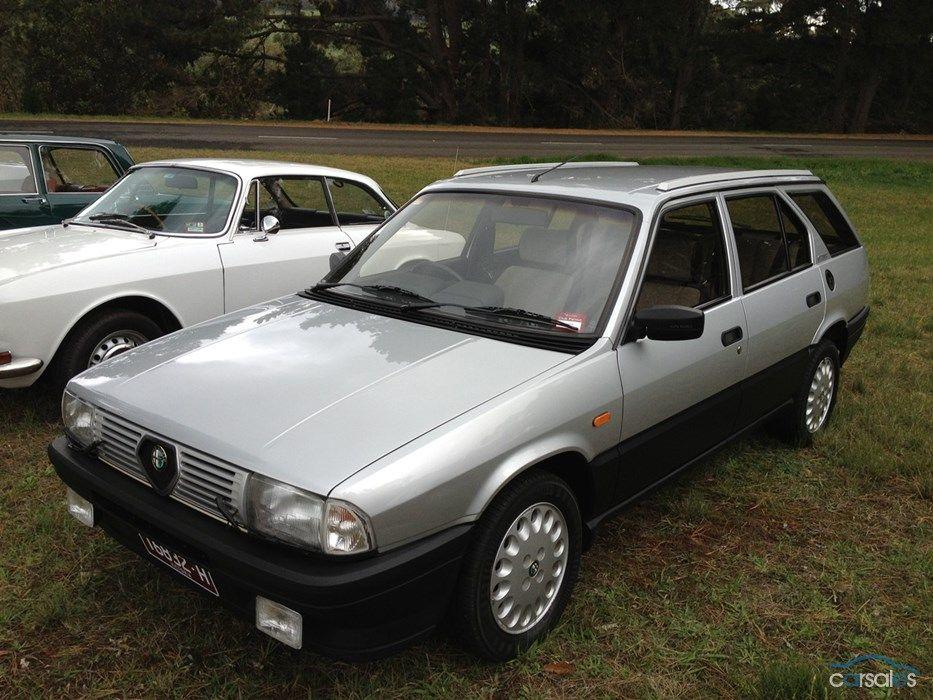 1985 Alfa Romeo Alfa 33 Quattro