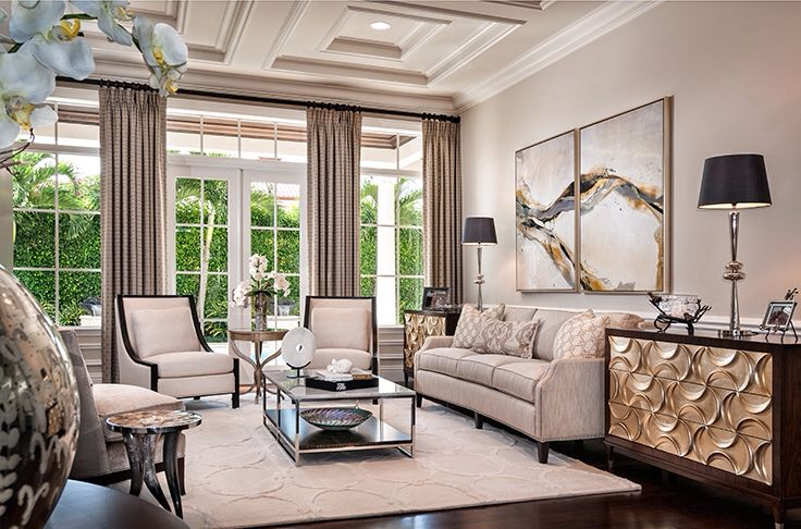 P H Interiors Coral Springs Fl Living Room Designs Family