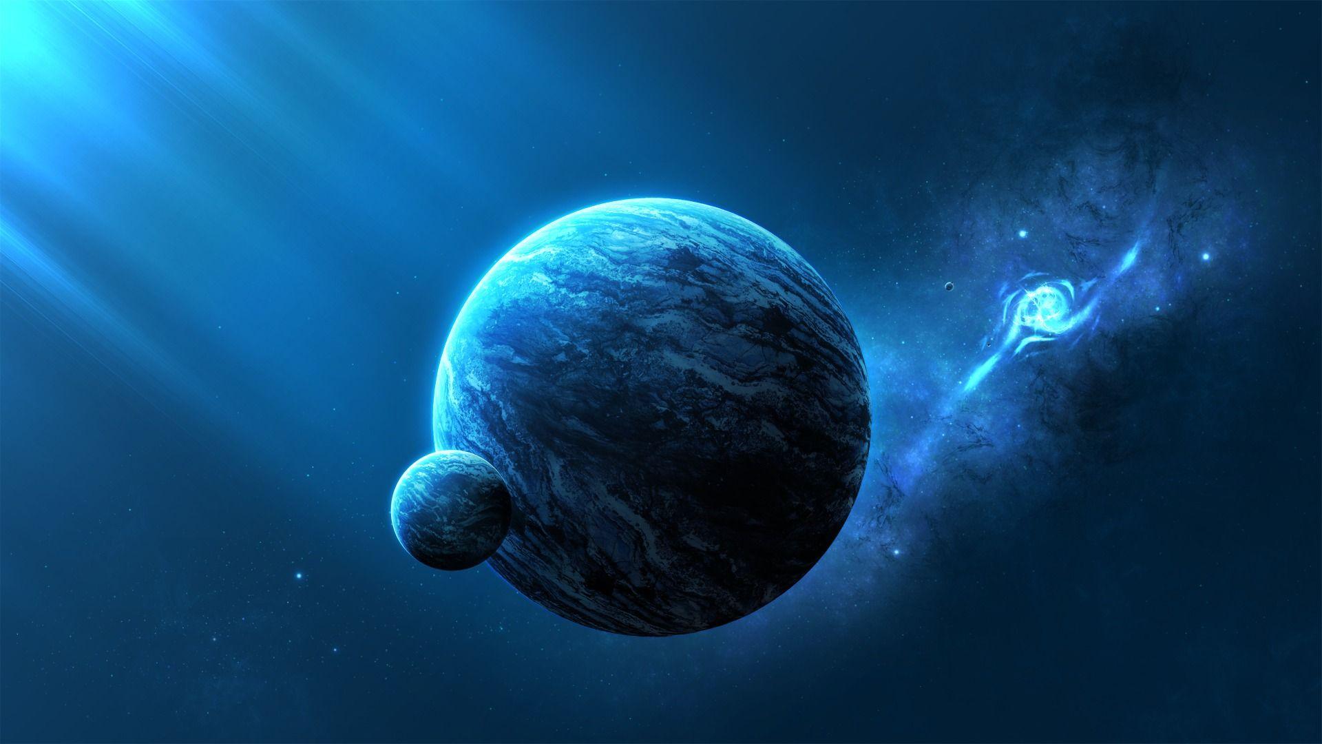 Hd Wallpaper Space Space Moon Nebula Planet 1920x1080 Planets Wallpaper Wallpaper Earth Earth Hd