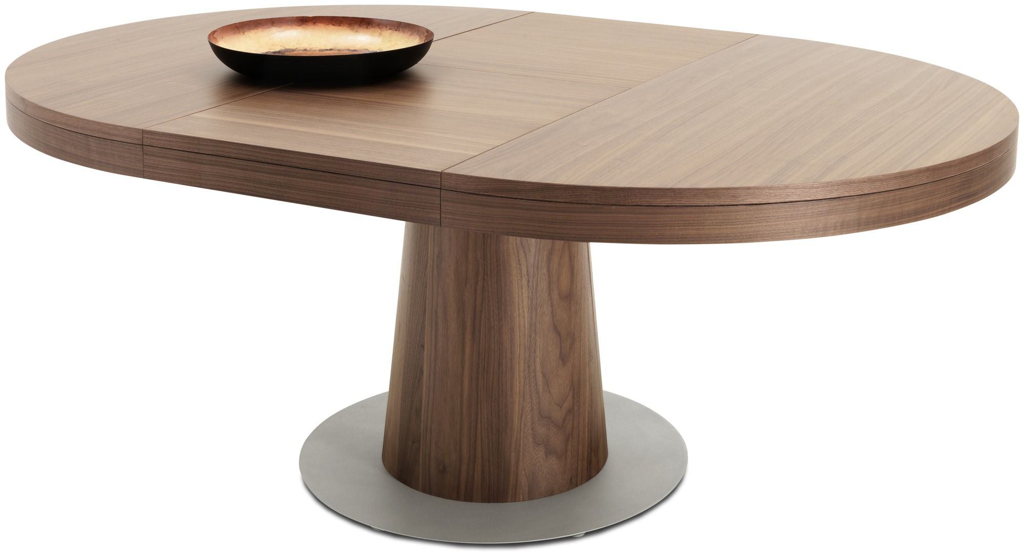 Granada Table With Supplementary Tabletop Dining Table Dining Room Furniture Modern Extendable Dining Table Modern
