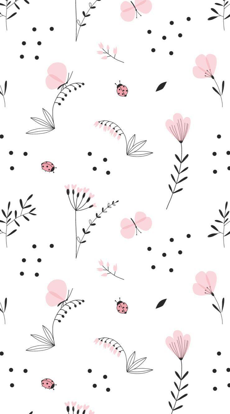 20 Fondos Para Celular Tan Bonitos Que No Podras Dejar De Mirarlos In 2020 Pattern Wallpaper Cute Patterns Wallpaper Iphone Background