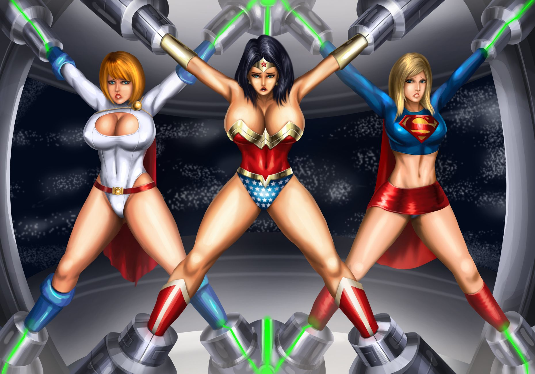 justice league supergirl sex
